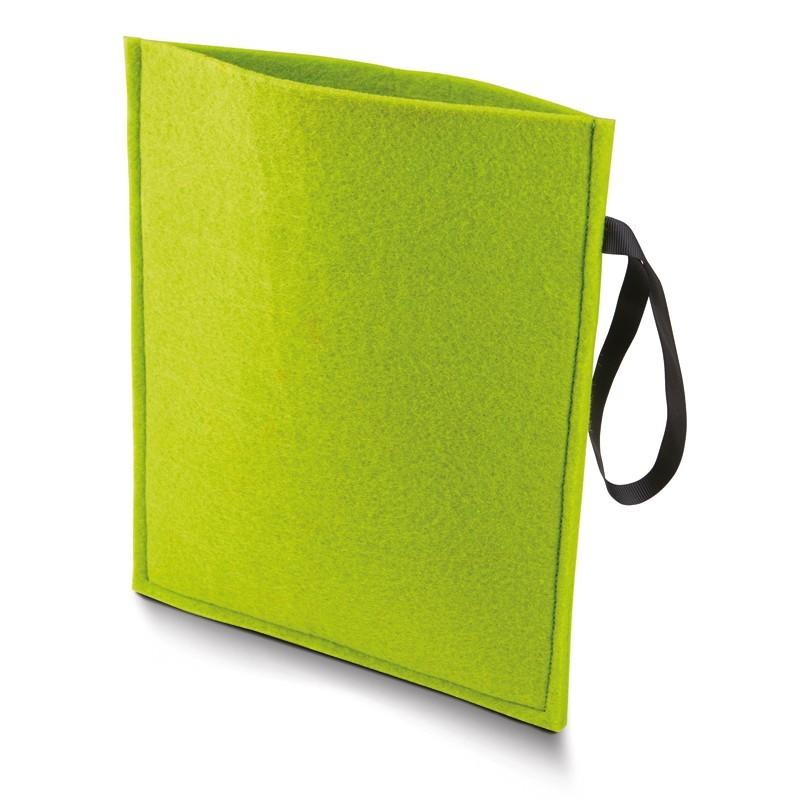 housse feutre pour tablette ou ipad 3 coloris marcel