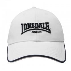 Casquette Lonsdale blanche