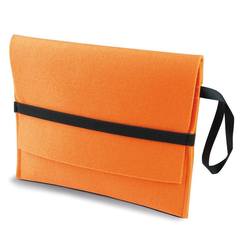 pochette feutre pour tablette 10 pouces ou ipad 7 coloris marcel et polo. Black Bedroom Furniture Sets. Home Design Ideas
