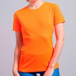 T-shirt sport respirant - Manches courtes - Femme - 10 coloris