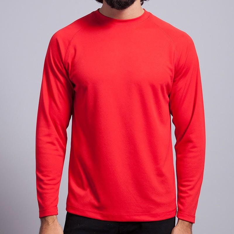 t shirt sport respirant manches longues homme 7 coloris marcel et polo. Black Bedroom Furniture Sets. Home Design Ideas
