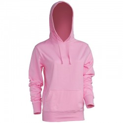 Sweat-shirt Femme capuche - 9 coloris
