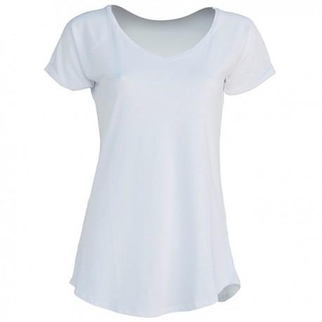T-shirt urban - femme - 100 % coton - 5 coloris