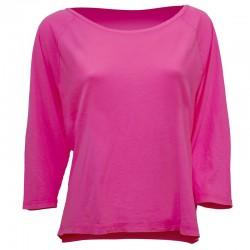 T-shirt femme - Manches 3/4 - 11 coloris