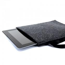Housse feutre pour tablette ou ipad -  3 coloris