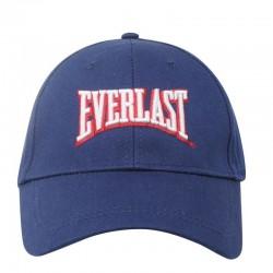Casquette Everlast bleu marine