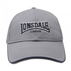 Casquette Lonsdale grise