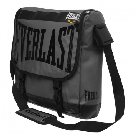 Sac coursier Everlast gris