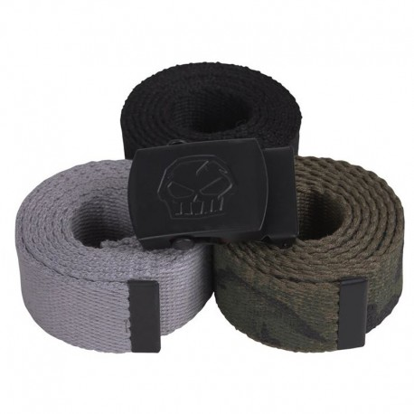 Ceinture No Fear - Pack de 3 sangles