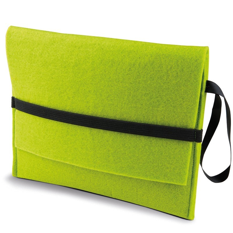pochette feutre pour tablette 10 pouces ou ipad 7 coloris marcel et polo. Black Bedroom Furniture Sets. Home Design Ideas