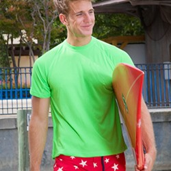T-shirt sport respirant - Manches courtes - Homme - 10 coloris