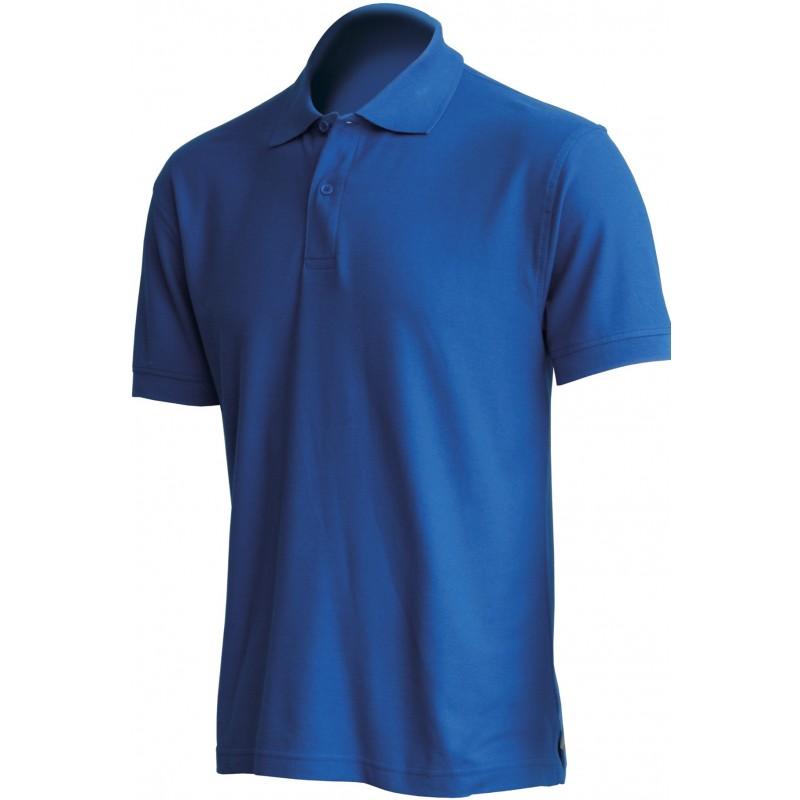 ... Polo uni 100% coton - Homme - Manches courtes - 30 coloris ... e615a70ac9e
