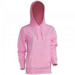 styles frais nouveau design texture nette Sweat-shirt à capuche - femme