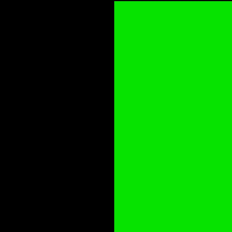 Noir-lime